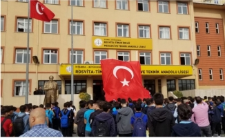 Rosvita - Timur İmrağ Mesleki ve Teknik Anadolu Lisesi