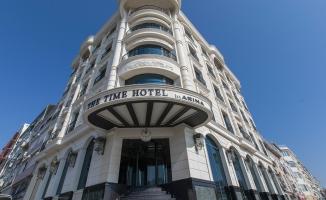 The Time Hotel Marina İstanbul yol tarifi