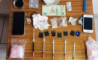 Tuzla'da uyuşturucu torbacılarına operasyon