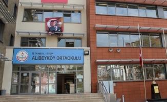 Alibeyköy Ortaokulu Adres
