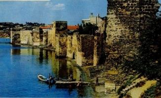 Anadolu kıyılarında Ceneviz  Ticaret Yolu