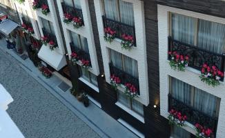 Aybar Hotel İstanbul yol tarifi