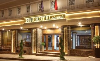 Berr Hotel İstanbul yol tarifi