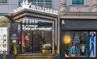 Beyaz Saray Hotel İstanbul yol tarifi