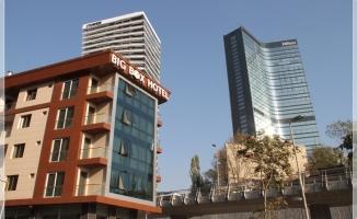 Big Box Hotel İstanbul yol tarifi