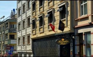 Burckin Hotel İstanbul yol tarifi