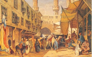 İstanbul tutkunu bir ressam Amadeo Preziosi