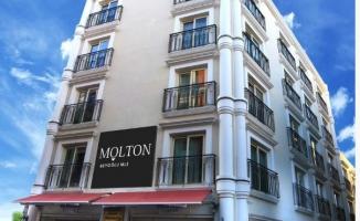 Molton Beyoğlu MLS Hotel İstanbul yol tarifi