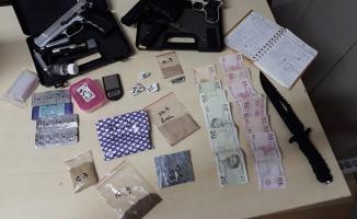 Ataşehir'de Mobil Park timlerinden uyuşturucu operasyonu