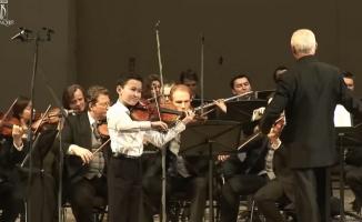Aya İrini Müzesi Cameristi Della Scala – Daniel Lozakovich konseri