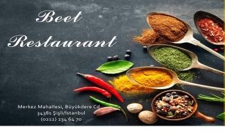 Beet Restaurant açıldı