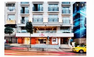 Cvk Taksim Hotel İstanbul yol tarifi