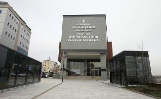 İBB Prof. Dr. Adem Baştürk Kültür Merkezi Nerede