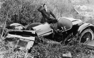Tarihe geçen İstanbul'daki  İlk Trafik kazası