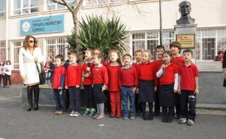 Topkapılı Mehmet Bey İlkokulu Nerede