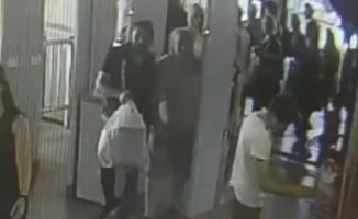 İstanbul metroda hırsızlık alarmı