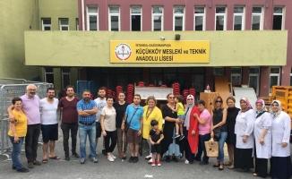 Küçükköy Mesleki ve Teknik Anadolu Lisesi Adres