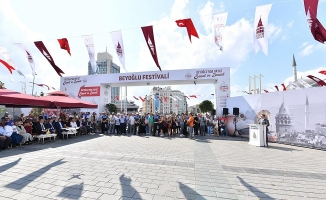 14. Beyoğlu Altın Eller Geleneksel El Sanatları Festivali