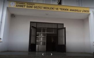 Ahmet Sani Gezici Çok Programlı Anadolu Lisesi