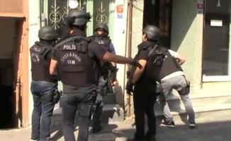 Sosyal medyanın 'Bahoz Erdal'ı Zeytinburnu'nda yakalandı