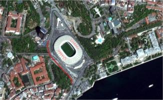 Beşiktaş'ta trafiğe dikkat!
