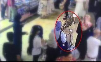 Fatih'te kadın hırsızlar böyle yakalandı