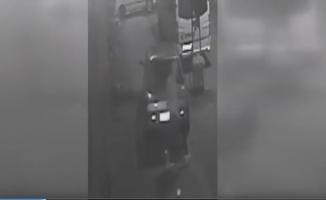 Gaziosmanpaşa'da otodan hırsızlık
