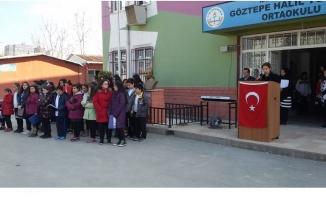 Göztepe Halil Türkkan Ortaokulu