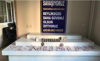 İstanbul'da uyuşturucu yüklü araç kovalamaca sonrası alındı