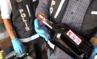 Ölüm saçıyorlar İstanbul'da binlerce şişe yakalandı