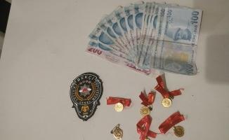 Ümraniye'de akrabalarının evini soyan iki zanlı yakalandı