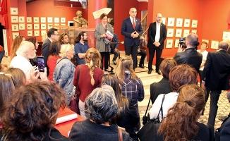 Bakırköy Belediyesi 10. Yıl Cumhuriyet Müzesi'nde açıldı
