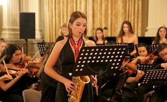 İstanbul Almanya Başkonsolosluğu'nda muhteşem konser