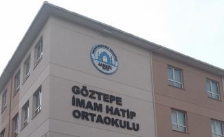 Göztepe İmam Hatip Ortaokulu Adres