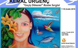 Kemal Urgenç kişisel resim sergisi