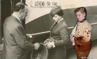 İETT'nin ilk Kadın biletçisi