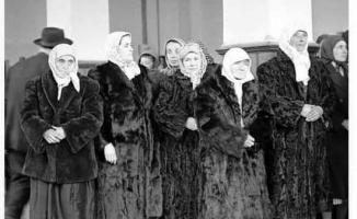 Yıl 1950 - Kürk Mantolu Türkler