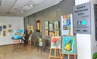 Beşiktaş Belediyesi Sergi Salonu