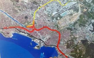 Kaynarca Pendik Tuzla Metro Hattı'nda çalışmalar yeniden başlıyor