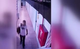 Spor salonu hırsızları yakalandı
