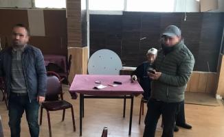 Fatih'te korona günlerinde kumar oynuyorlardı