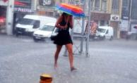 AKOM'dan İstanbul için şiddetli yağmur uyarısı
