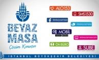 İstanbul Büyükşehir Belediyesi İletişim Noktaları