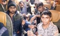 İstanbul'da göçmenlere işkence
