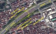 Metris Kavşağı'nda trafik sıkışıklığı bitiyor