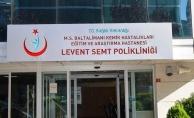 bLevent Semt Polikliniği Randevu/b