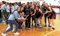 Oğuzkaan Koleji Lise Kız Basketbol Takımı İstanbul Şampiyonu oldu