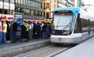 Eminönü-Alibeyköy tramvay hattı alt yapı çalışması var kapatılacak yollara dikkat!