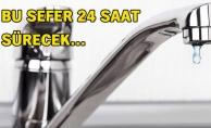 İstanbul'da 5 ilçede 24 saat su kesintisi yaşanacak