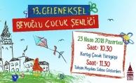"""23 Nisan Beyoğlu'nda """"Geleneksel Çocuk Korteji"""" ile kutlanacak"""
